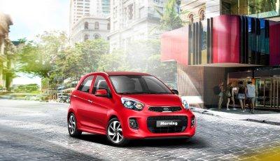 Xe ô tô giá dưới 300 triệu đồng đáng mua- Kia Morning.
