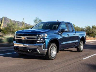 2. Chevrolet Silverado 2020.