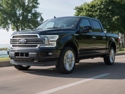 1. Ford F-150 2020.