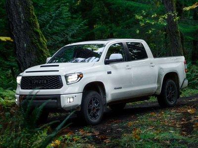 4. Toyota Tundra 2020.