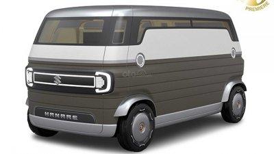 Suzuki Hanare Concept ngộ nghĩnh