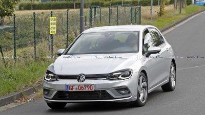 Volkswagen Golf 8 2020 chốt lịch ra mắt vào 24/10.