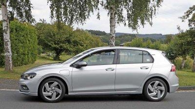 Volkswagen Golf 8 2020 sẽ ra mắt tại Đức.