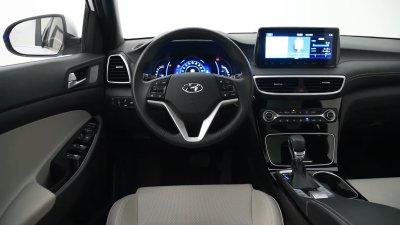 Mê mẩn với Hyundai Tucson All New dành cho Trung Quốc a16