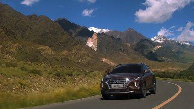Mê mẩn với Hyundai Tucson All New dành cho Trung Quốc a1