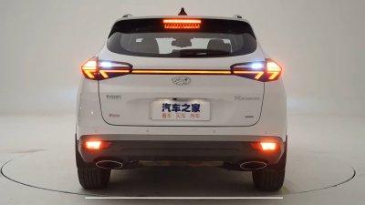 Mê mẩn với Hyundai Tucson All New dành cho Trung Quốc a9