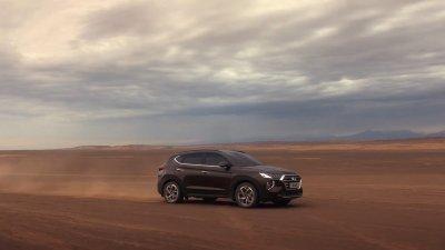 Mê mẩn với Hyundai Tucson All New dành cho Trung Quốc a5