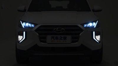 Mê mẩn với Hyundai Tucson All New dành cho Trung Quốc a15