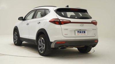 Mê mẩn với Hyundai Tucson All New dành cho Trung Quốc a12