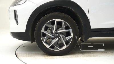 Mê mẩn với Hyundai Tucson All New dành cho Trung Quốc a7