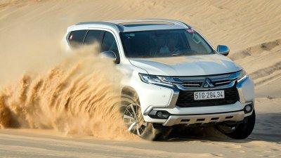 Mitsubishi Pajero Sport giảm giá niêm yết, dọn đường chờ bản nâng cấp? a1
