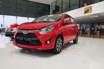 Đại lý Toyota đang ưu đãi, giảm giá những mẫu xe nào? a16