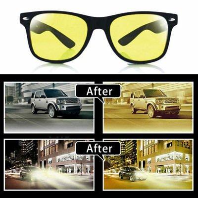 9 điều cần lưu ý để lái xe an toàn vào ban đêm - Trang bị mắt kính chống chóa