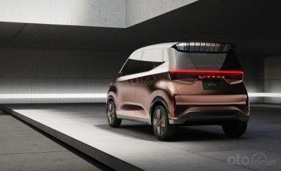 Nissan IMk Concept vẫn còn nhiều bí ẩn