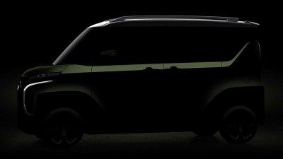 Super Height K-Wagon Concept thuộc phân khúc xe Kei.