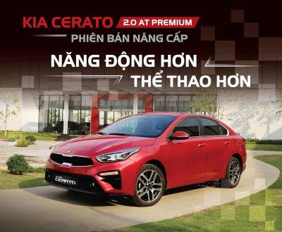 Chính thức: Kia Cerato 2.0 AT Premium bản nâng cấp ra mắt Việt Nam a1