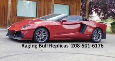 """Ngắm Lamborghini Aventador bản """"fake"""" rao bán trên ebay với giá 40000 USD a2"""