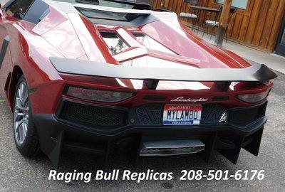 """Ngắm Lamborghini Aventador bản """"fake"""" rao bán trên ebay với giá 40000 USD a7"""