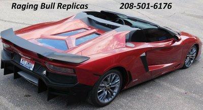 """Ngắm Lamborghini Aventador bản """"fake"""" rao bán trên ebay với giá 40000 USD a3"""