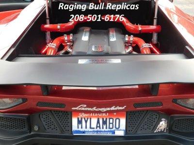 """Ngắm Lamborghini Aventador bản """"fake"""" rao bán trên ebay với giá 40000 USD a5"""