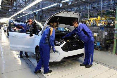 """Ford """"hạ mình"""" liên doanh để giữ thị trường Ấn Độ a1"""
