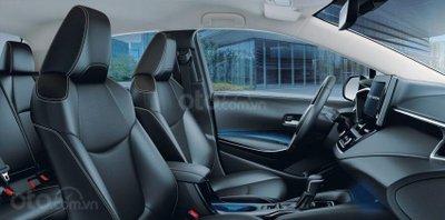 Toyota Corolla Altis 2020 nâng cấp nội thất