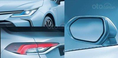 Toyota Corolla Altis 2020 nhiều đặc trưng thu hút