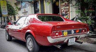 """Tóm gọn """"ngựa hoang"""" Ford Mustang Grande 1971 trên phố Sài Gòn a3"""
