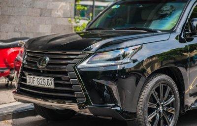 """Cận cảnh Lexus LX 570 Inspiration """"có một không hai"""" tại Việt Nam a10"""