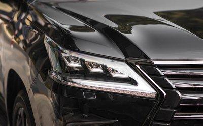 """Cận cảnh Lexus LX 570 Inspiration """"có một không hai"""" tại Việt Nam a13"""