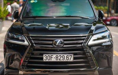 """Cận cảnh Lexus LX 570 Inspiration """"có một không hai"""" tại Việt Nam a4"""