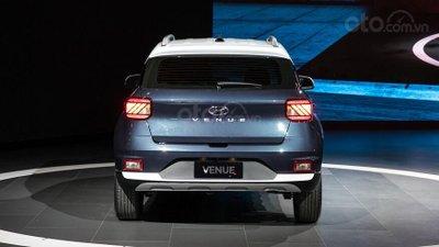 Hyundai Venue 2020 sở hữu động cơ tí hon