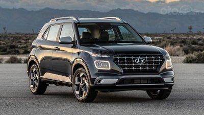 Hyundai Venue 2020 tiết kiệm nhiên liệu ngang HR-V, thua Nissan Kicks