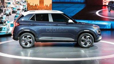 Hyundai Venue 2020 tiêu thụ nhiên liệu thấp