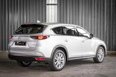 Mazda CX-8 2019 mạnh mẽ và tân tiến