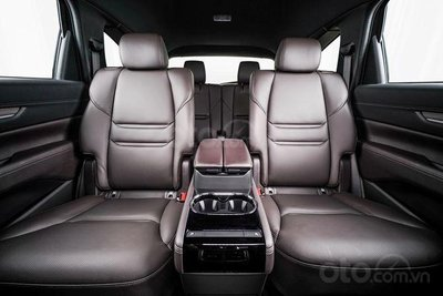 Mazda CX-8 2019 đa dạng tùy chọn