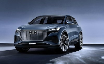 Audi sẽ phát triển ít nhất 3 mẫu xe điện dựa trên nền tảng MEB của Volkswagen.