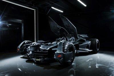 Siêu xe Batman được rao bán 850.000 USD.