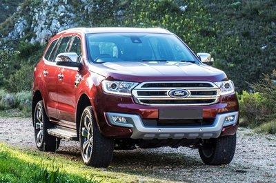 3 mẫu xe ô tô 500 triệu đồng 7 chỗ đã qua sử dụng tốt nhất hiện nay - Ford Everest.