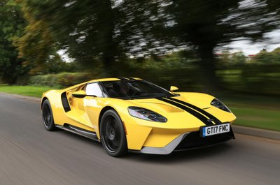 Ford GT.