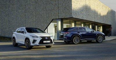 Phiên bản nâng cấp của Lexus RX đã ra mắt tại Vương quốc Anh với giá khởi điểm 52.705 bảng.