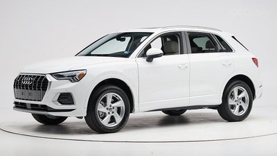 Audi Q3 2019 đạt Top Safety Pick+