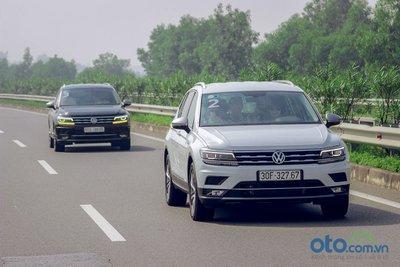VW Việt Nam ưu đãi dành cho Tiguan Allspace Highline 1.