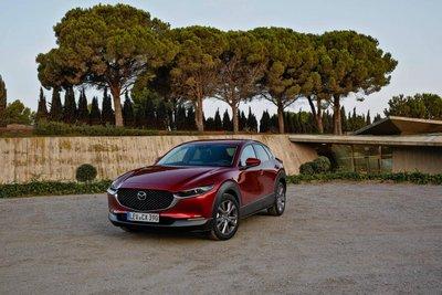 Mazda CX-30 2020 sẽ ra mắt tại Mexico vào tháng 11 tới.