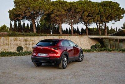Mazda CX-30 sẽ được xuất khẩu sang Mỹ và Canada kể từ năm 2020 .