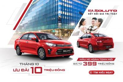 Thaco ưu đãi xe Kia đồng loạt trong tháng 10/2019 cao nhất 60 triệu đồng a3