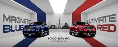 Peugeot 3008 2019 được bổ sung màu mới tại Việt Nam a3