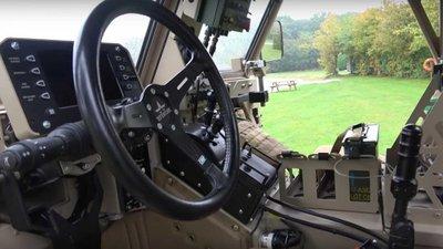 Defenture GRF 5.12 Platform - Xe quân sự đa năng giá 420.000 USD A2