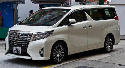 Toyota Alphard: 10 xe.