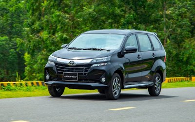 Toyota Avanza: 43 xe.